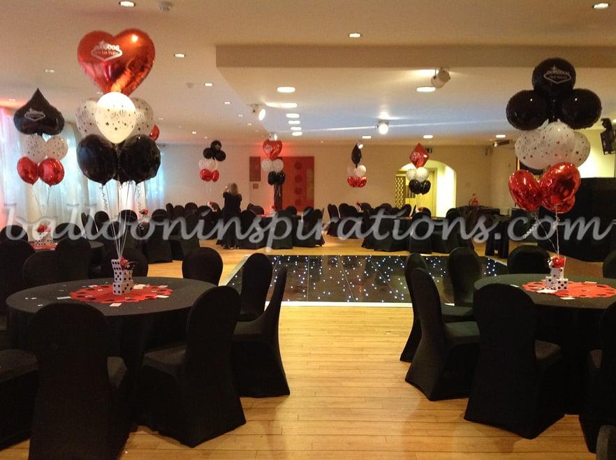Vegas Party Decorations Iron Blog
