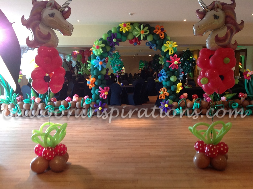 Enchanted Forest Prom Party Decorations For London Es Uk