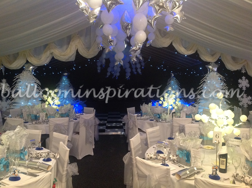 Christmas party hall decoration ideas diepedia