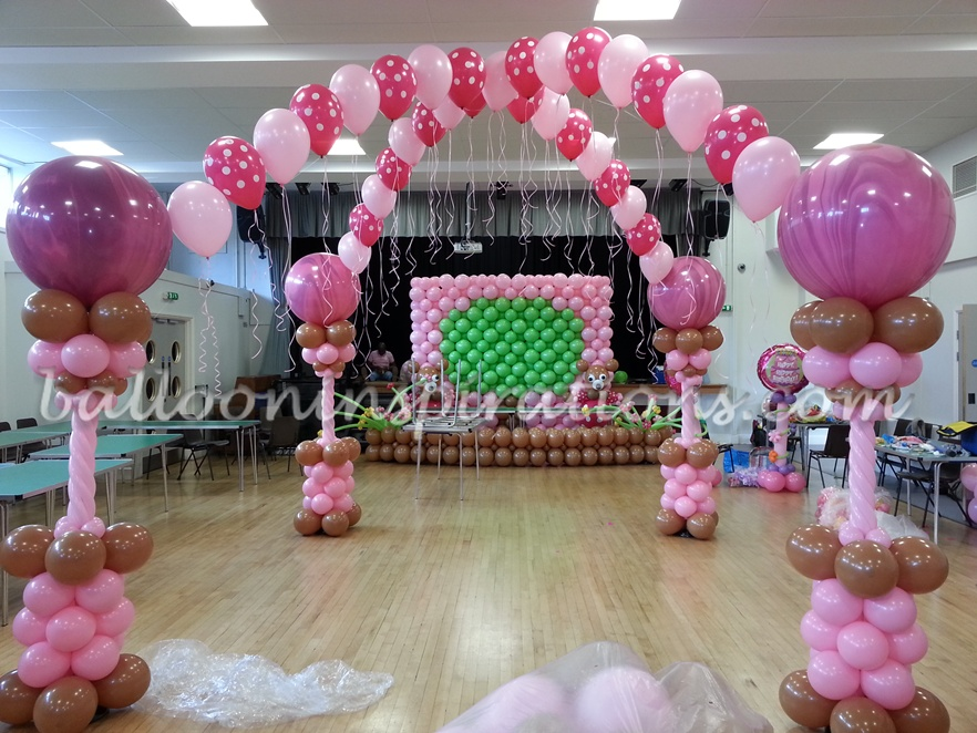 how to decorate birthday party room Billingsblessingbagsorg